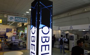 LED totem Kovobel